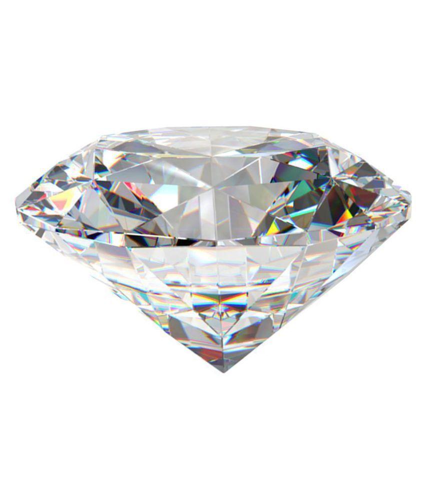 Maya Gems/Natural 5.25 Ratti American Diamond Gemstone