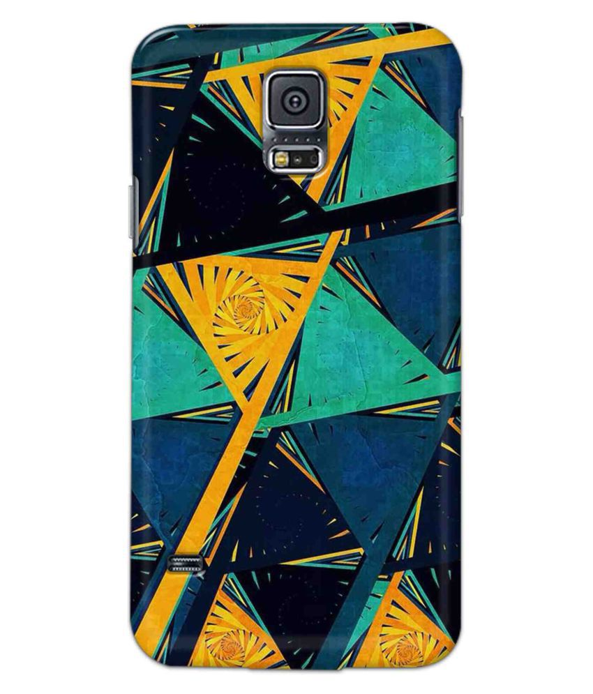 Samsung Galaxy S5 Printed Cover By Picwik 3d Printed Cover