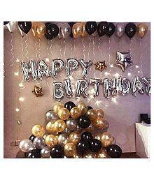 Happy Birthday Letter Foil Balloon SDL 1 a5b11