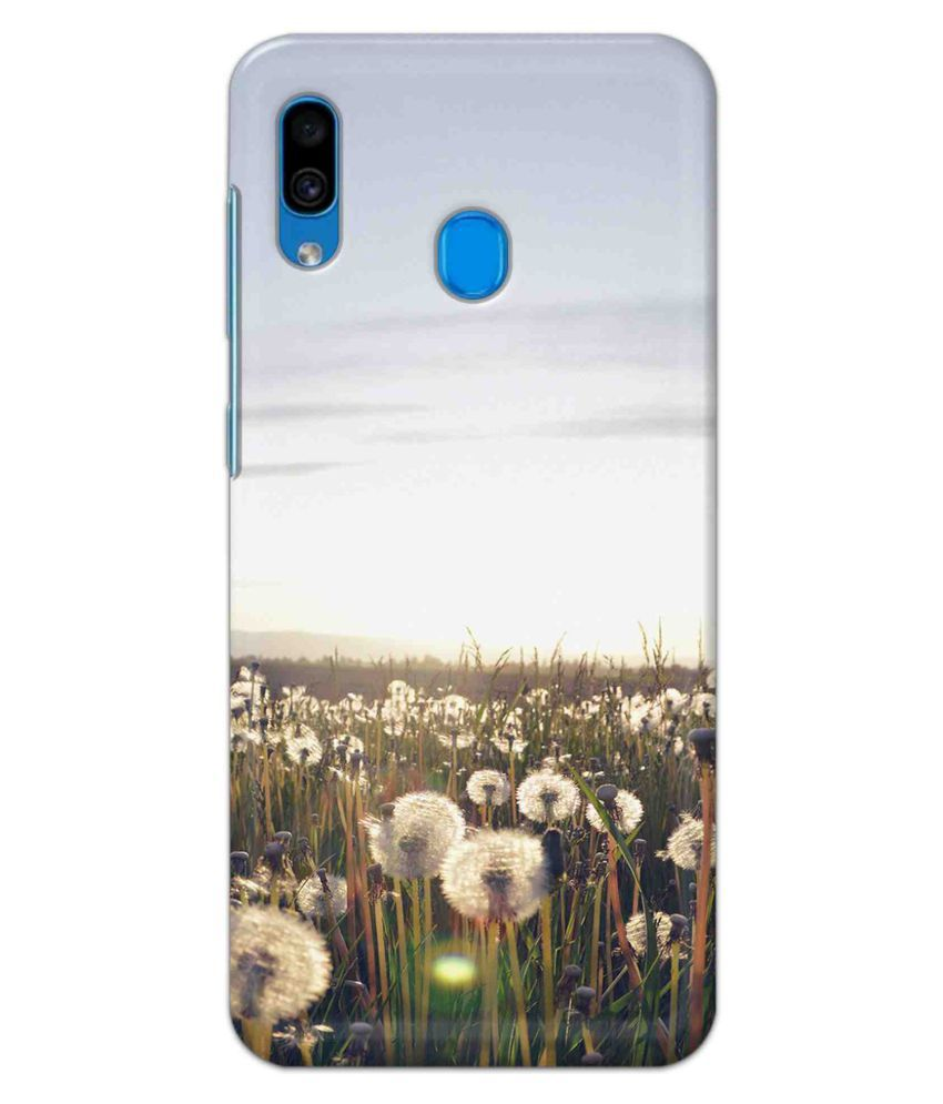 Samsung Galaxy A30 Printed Cover By UnboxJoy