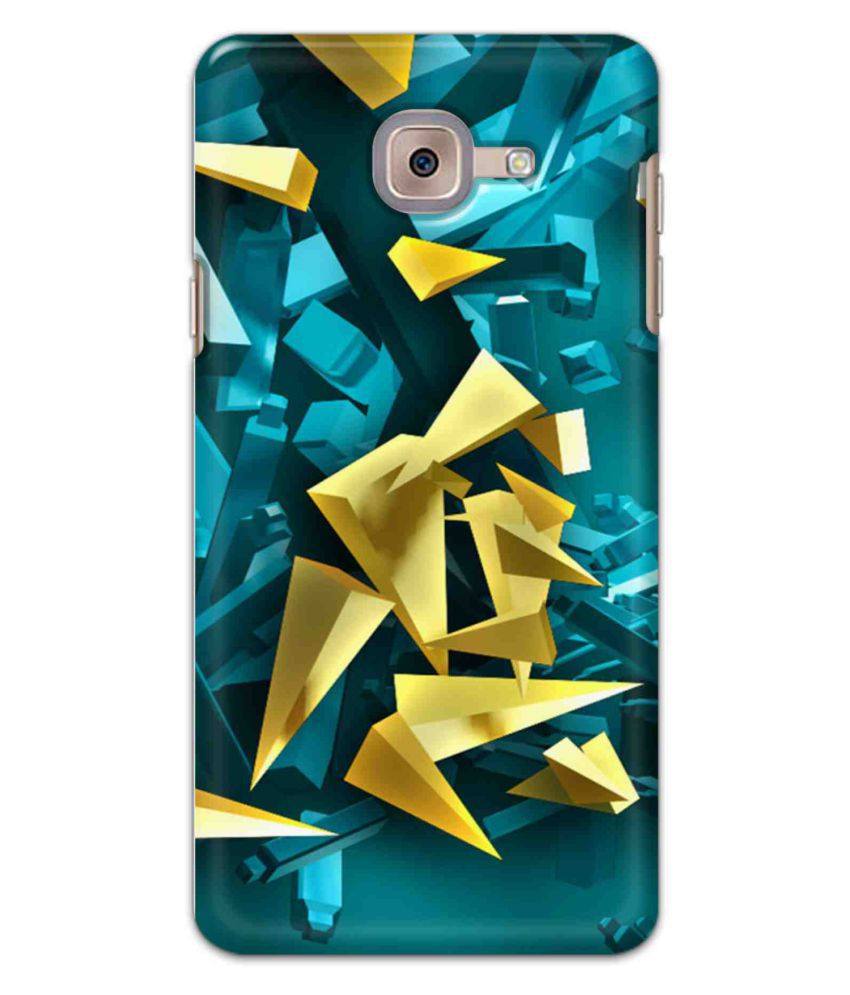 Samsung Galaxy J7 Max Printed Cover By UnboxJoy Gifts