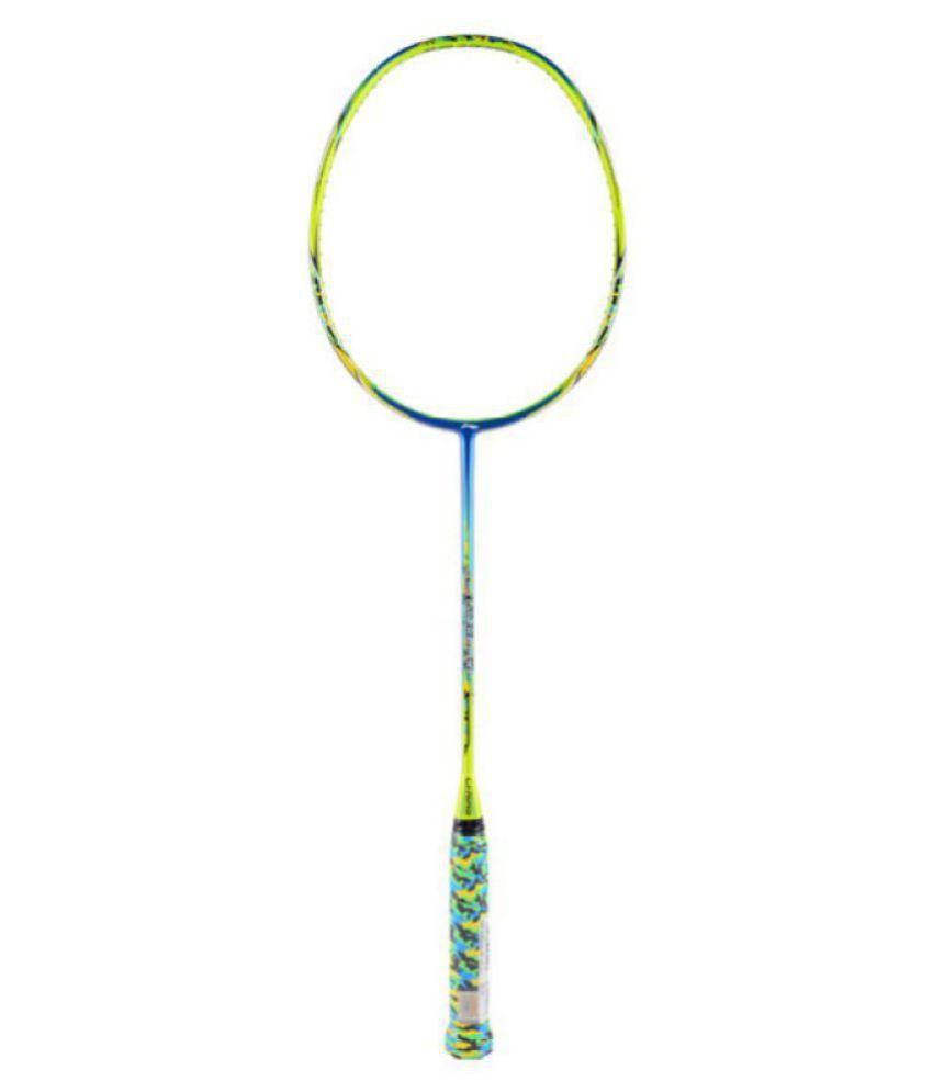 Li-Ning Ultra Carbon 5200 Badminton Raquet Assorted