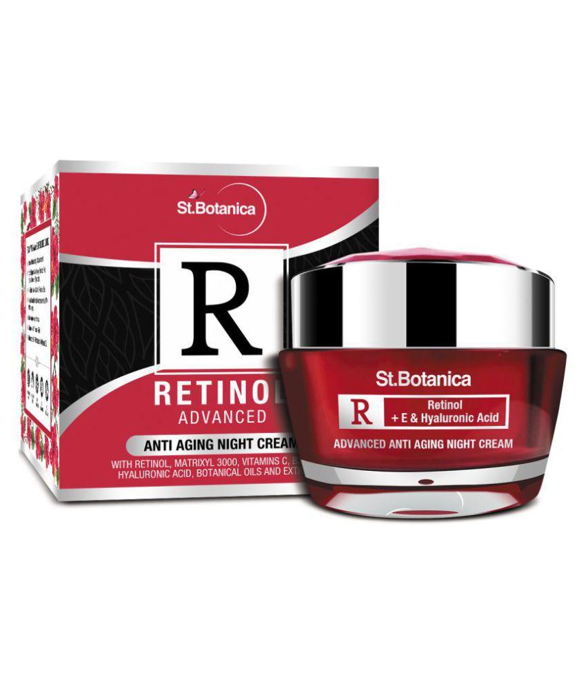 StBotanica Advanced Anti Aging Night Cream 50 gm