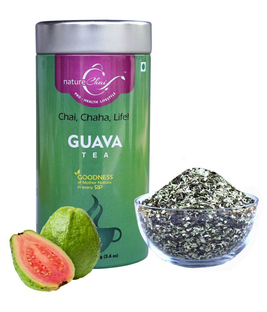 nature Chai Guava Tea Loose Leaf 100 gm