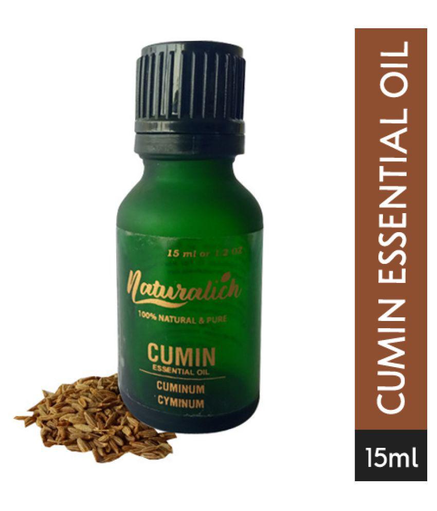 Naturalich Cumin Essential Oil 15 mL