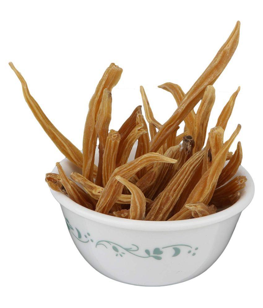 DDRS Organic Shatavari  (Asparagus Racemosus) Raw Herbs 1 kg Pack Of 1