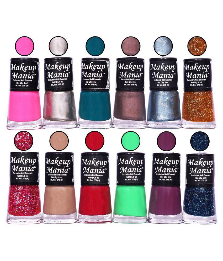 Makeup Mania Exclusive Set Of 12 Trendy
