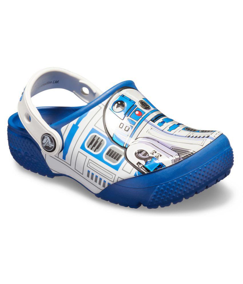 Crocs FunLab R2D2 OL Blue Kids Clog