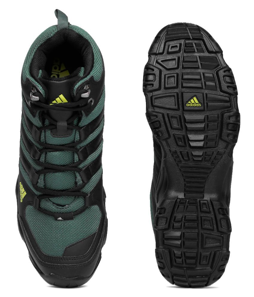 Adidas Aztor Hiker Black Hiking Shoes