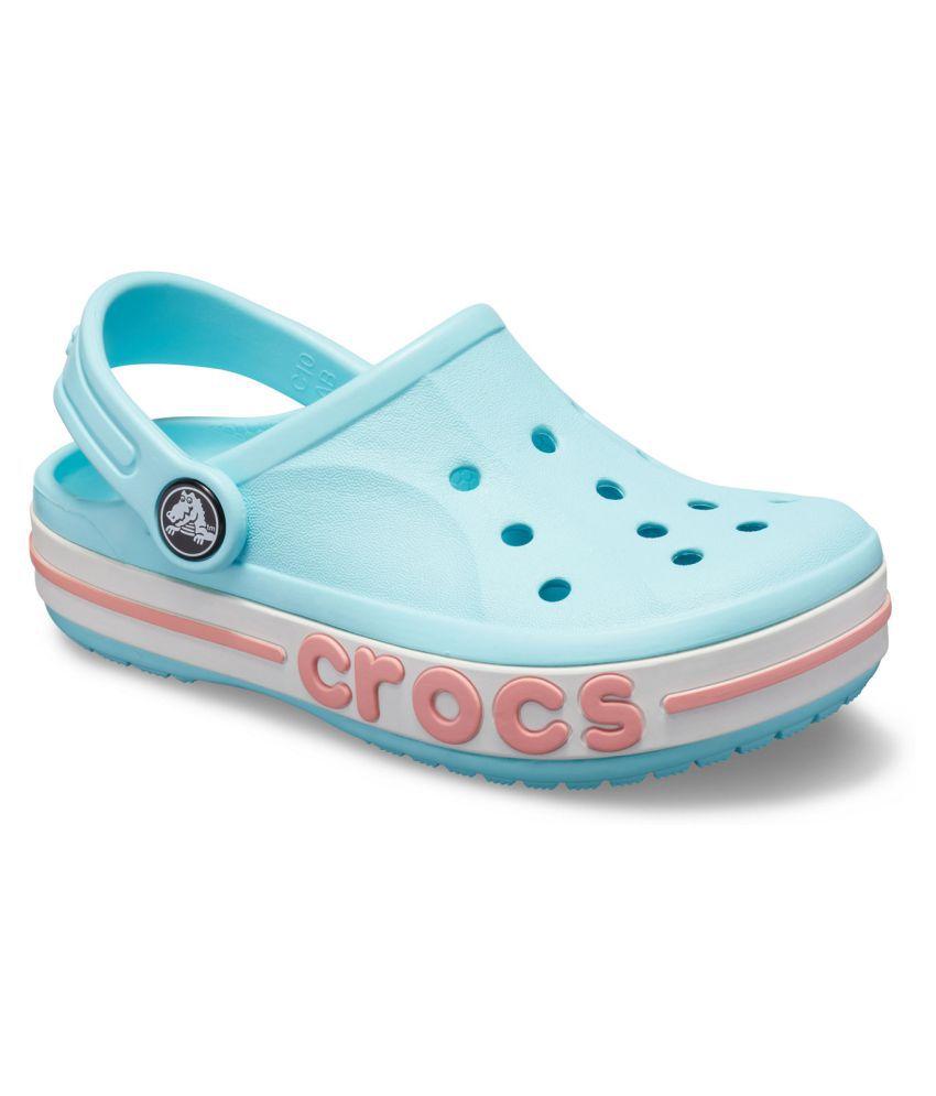 Crocs Bayaband Blue Kids Clog