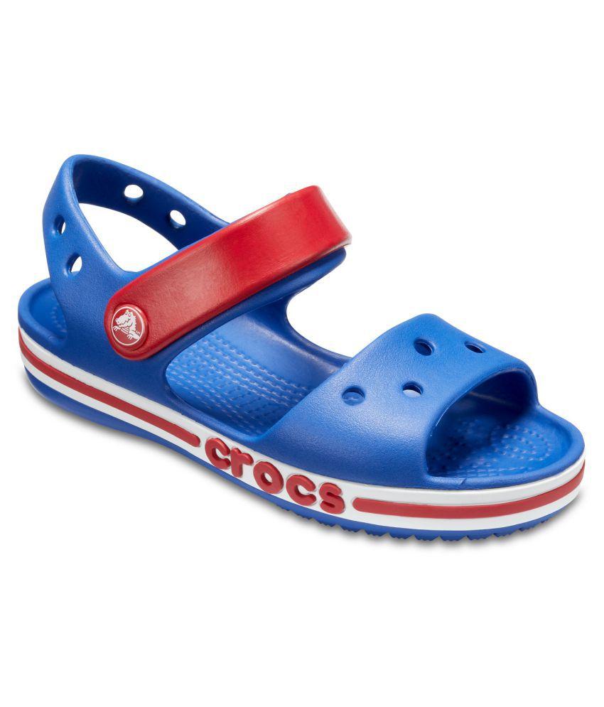 Crocs Bayaband Blue Kids Sandal