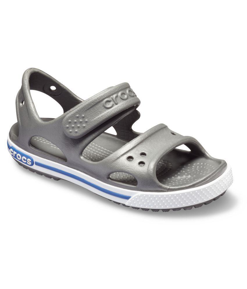 Crocs Crocband II Grey Boys Sandal