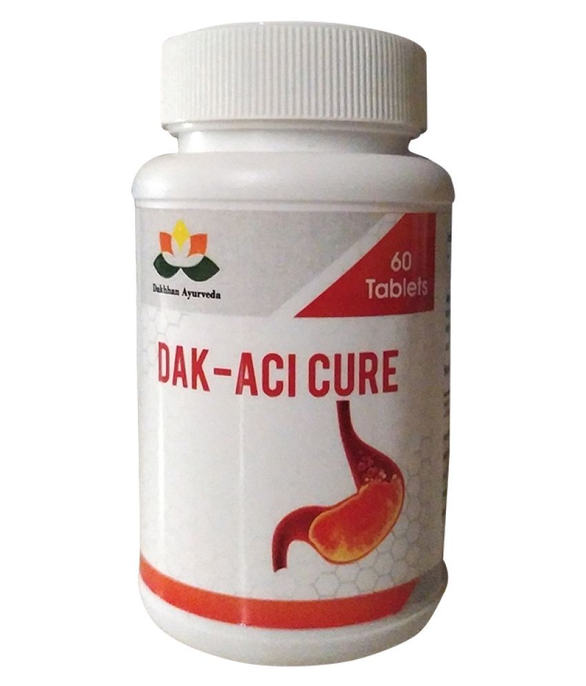 Dakhhan Ayurveda DAK ACI CURE Tablet 500 mg Pack Of 1