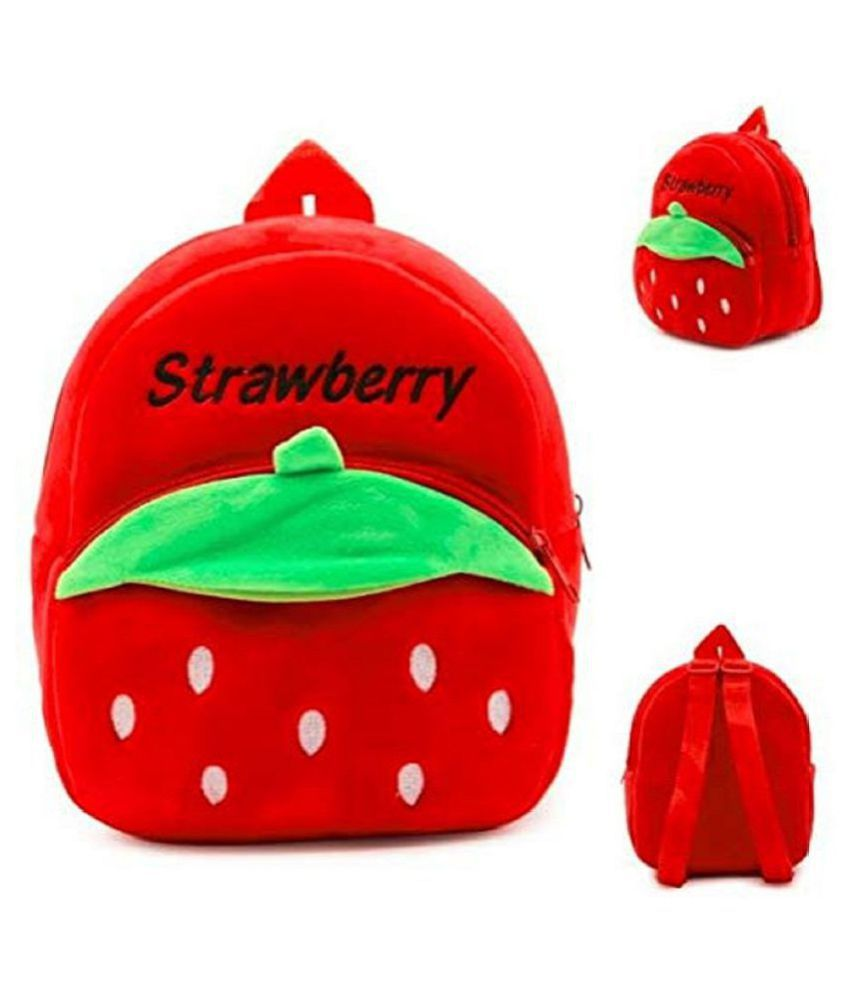 Lychee Bags Red School Bag for Boys  amp; Girls