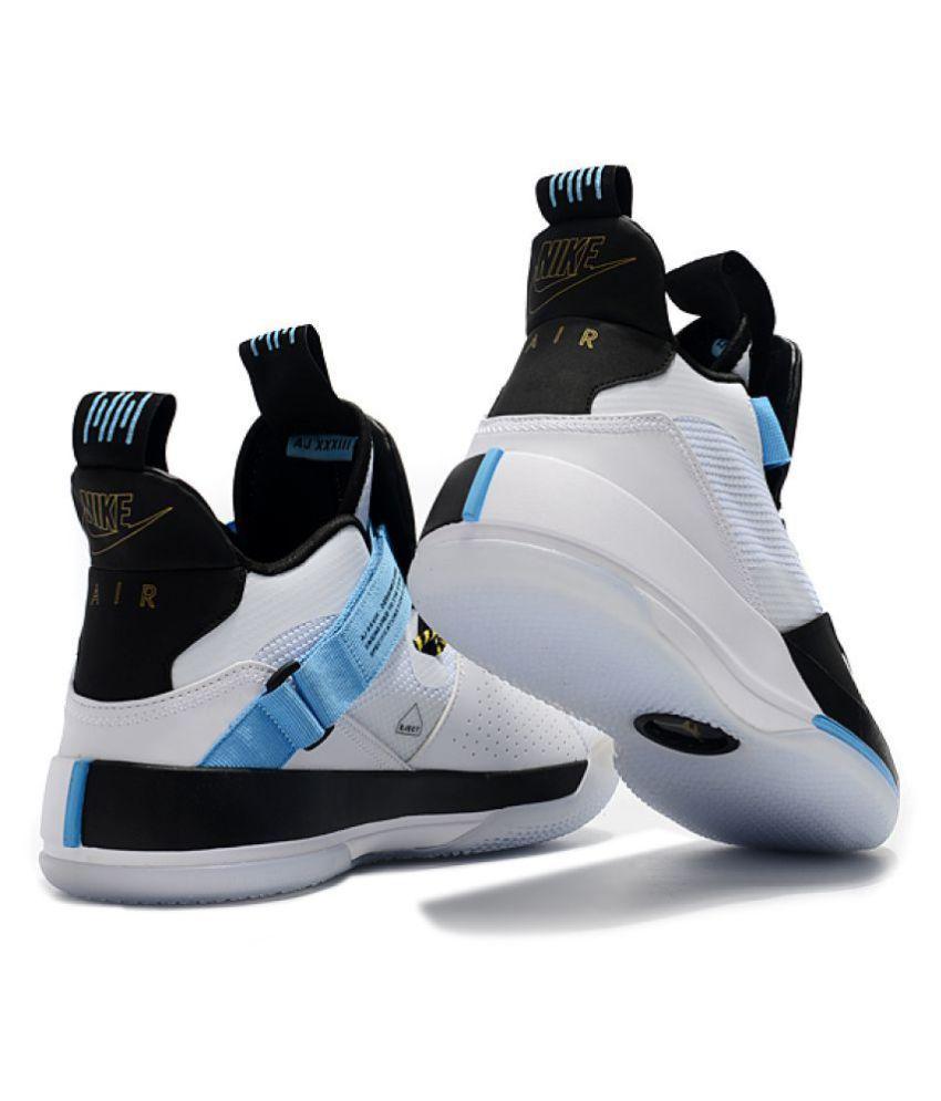 cheapest price fresh styles authentic Nike JORDAN 33 White Basketball Shoes