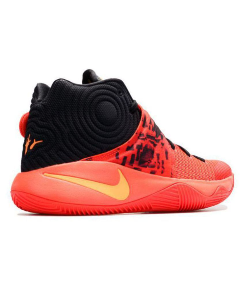 reputable site b8572 af228 Nike KYRIE 2 EYBL RED Red Basketball Shoes