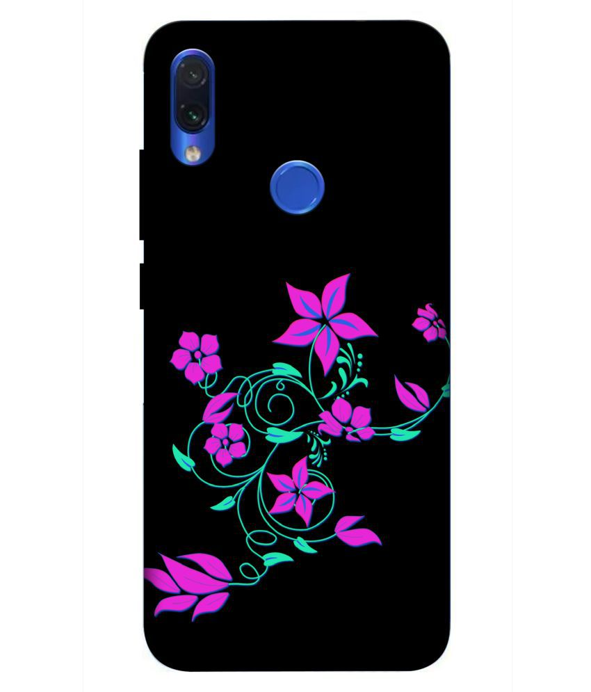 Xiaomi Redmi Note 7 3D Back Covers By DoubleF