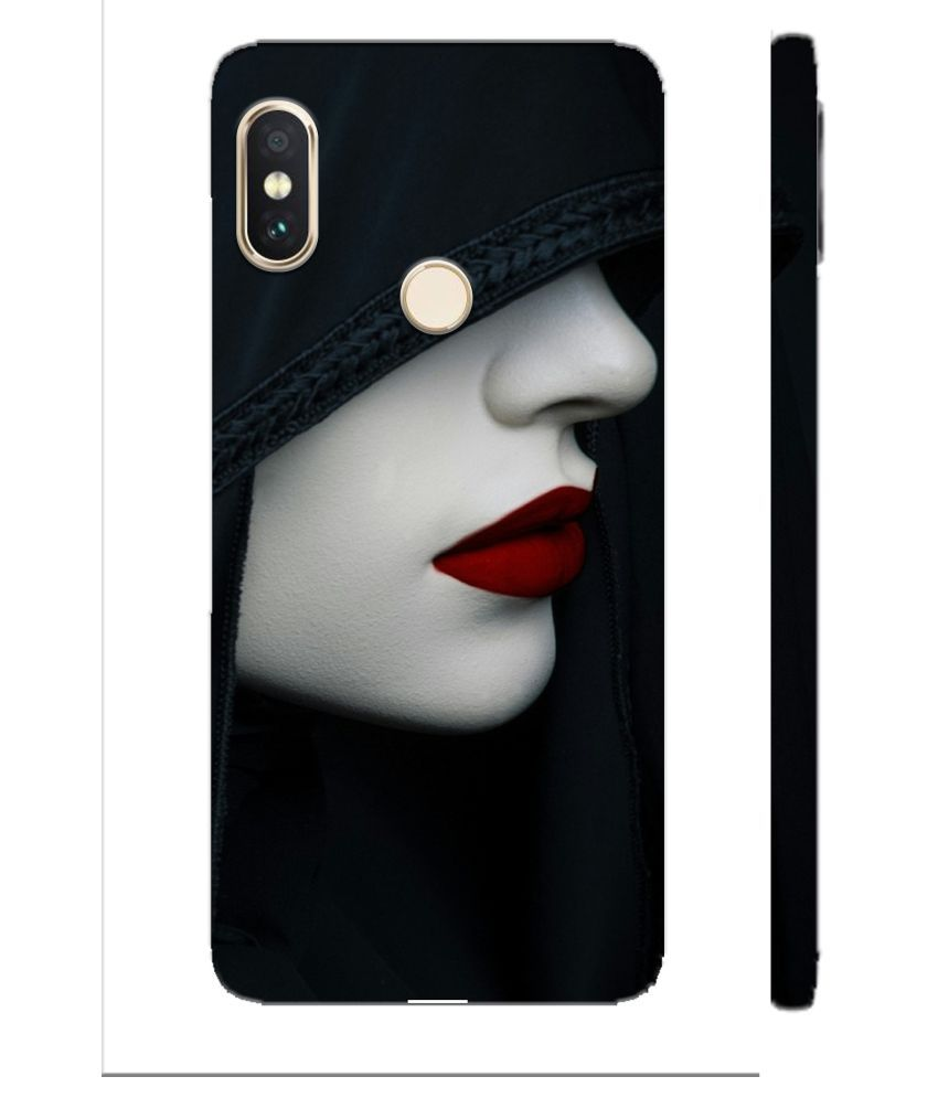 Xiaomi Redmi Note 5 Pro Printed Cover By Picwik 3d Printed Cover