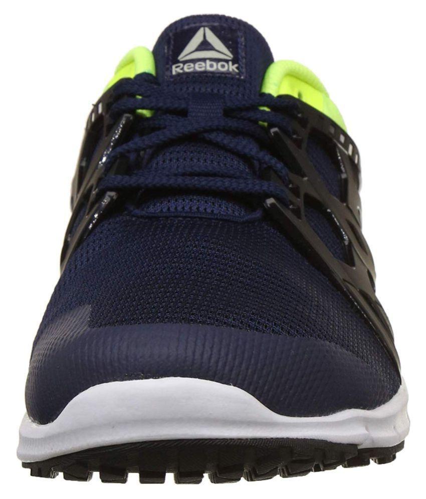 Reebok GUSTO RUN LP Blue Running Shoes