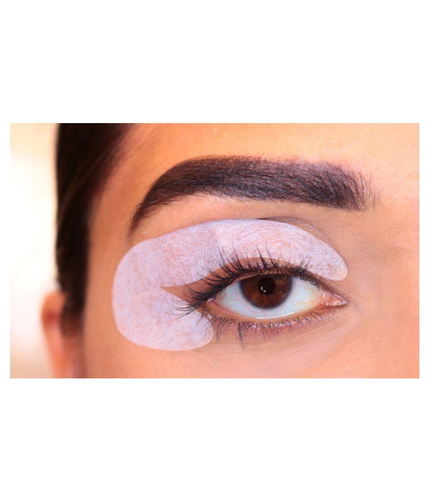 Shaperz Cat Eye Winged Tip 100% Latex Free Eyeliner Stencils Brow Eyes White 200 g