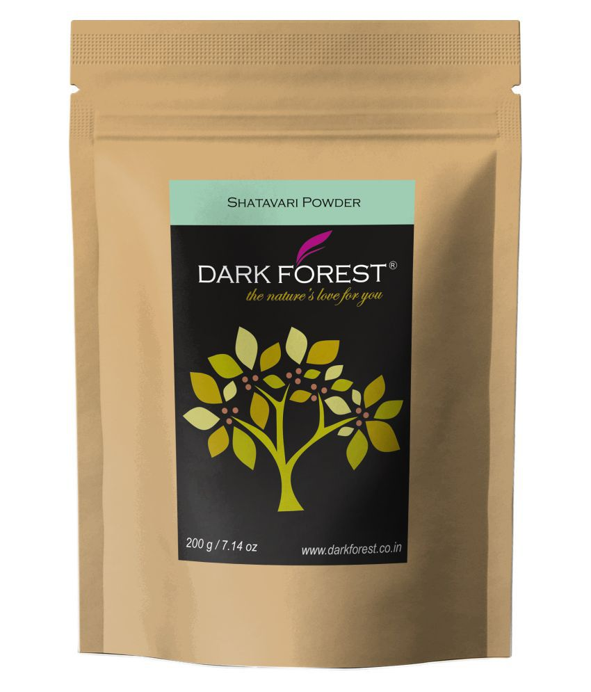 Dark Forest Shatavari Powder 100 gm Pack Of 1
