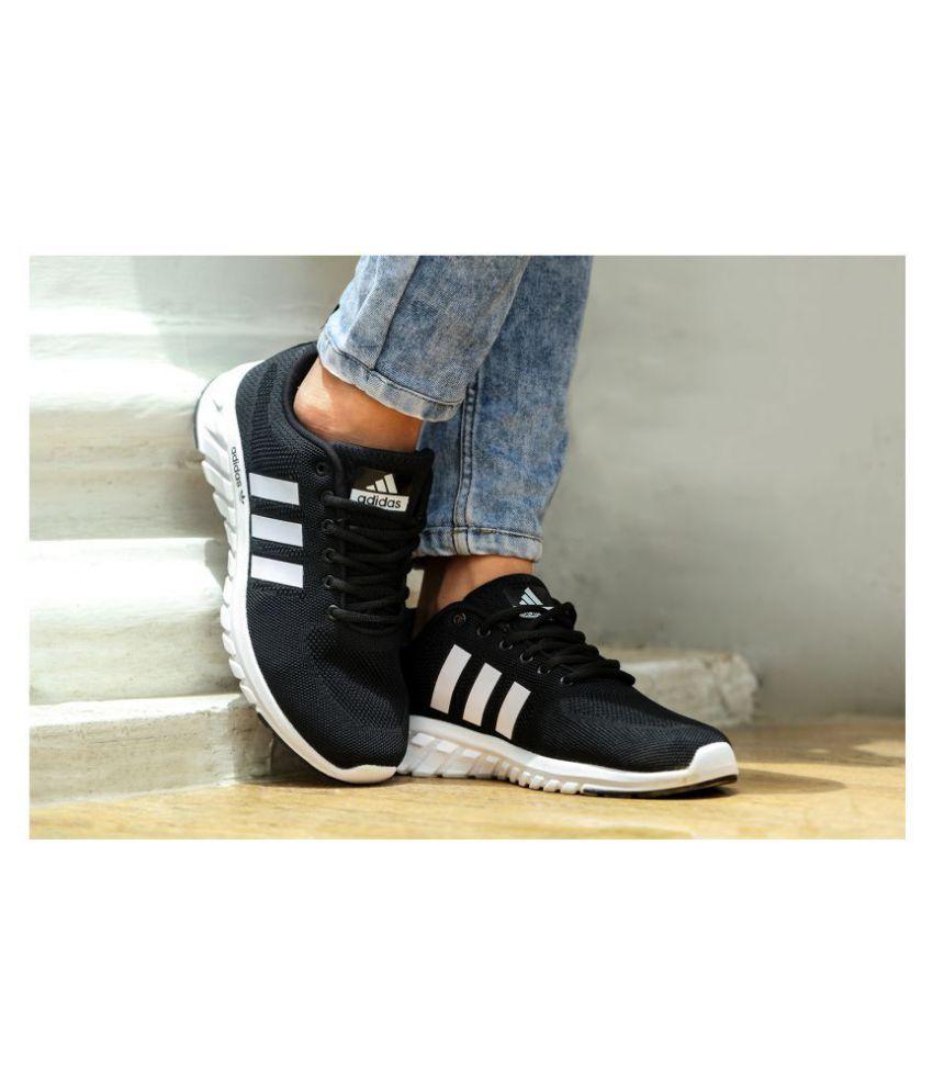 Adidas Black Running Shoes - Buy Adidas