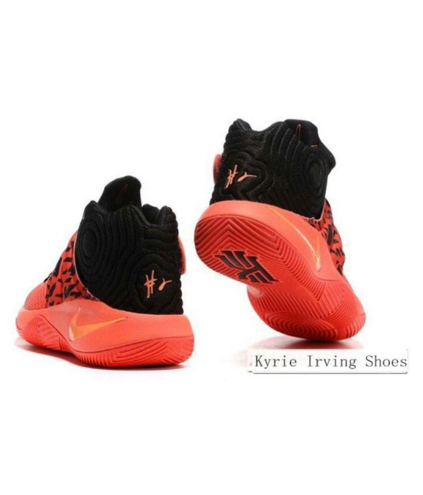 reputable site 0cfce 26023 Nike kyrie 2 BHM EYBL CRIMSON RED Red Basketball Shoes
