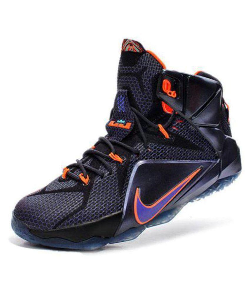 Nike 2018 Lebron X11 Instinct Multi Color Basketball Shoes