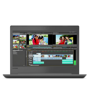 Lenovo Ideapad 81H6000EIN Notebook Core i5  8th Generation  4  GB 35.56cm 14  Windows 10 Home without MS Office Integrated Graphics Black