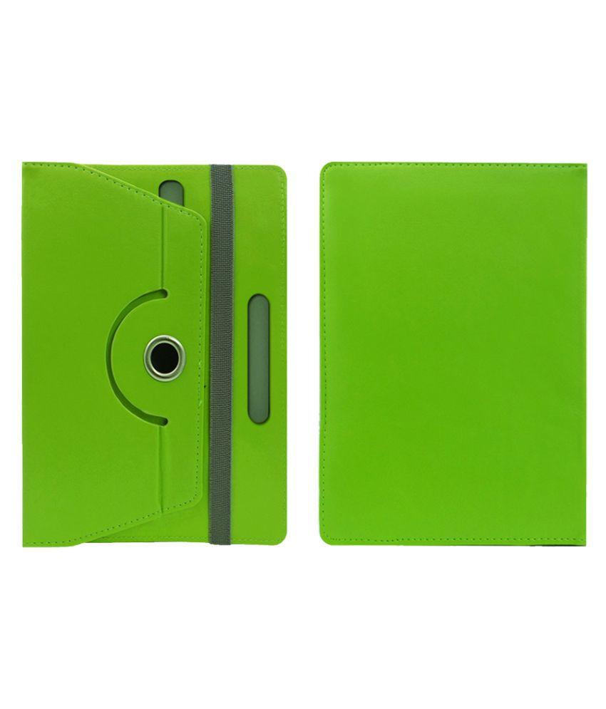 Samsung Galaxy S2 T815 Flip Cover By Cutesy Green