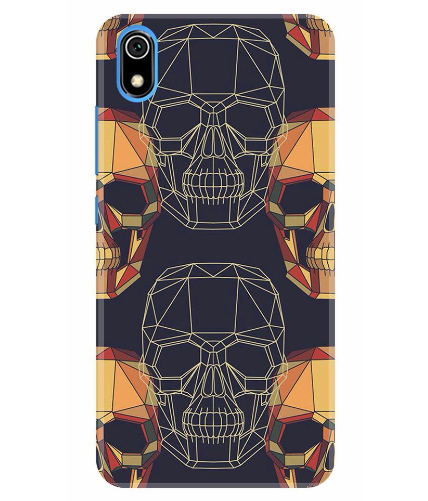 Xiaomi Redmi 7A Printed Cover By VINAYAK GRAPHIC The back designs are totally customized designs