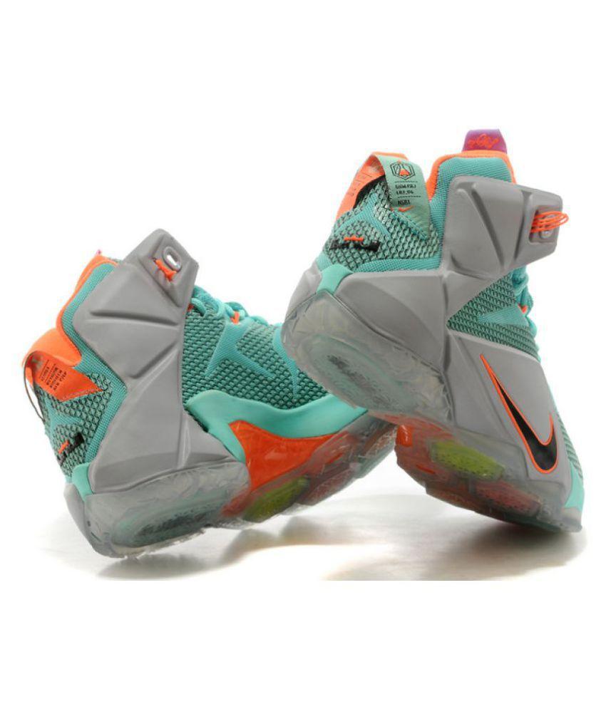 Nike LEBRON X12 ''NSRL'' Green