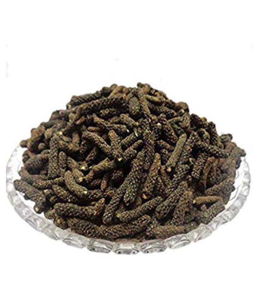 DDRS Pippali Choti | Choti Pipal Black Raw Herbs 250 gm Pack Of 1