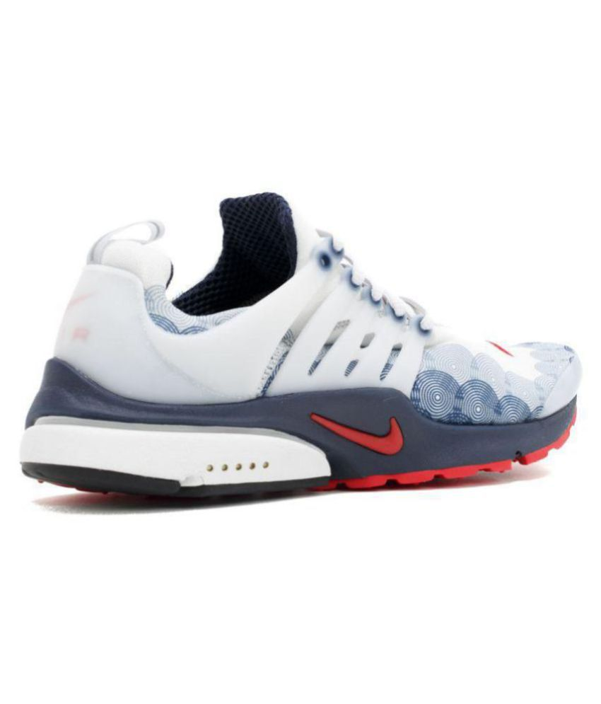 the best attitude b8b20 3f00f Nike Nike Air Presto Olympic USA White Running Shoes