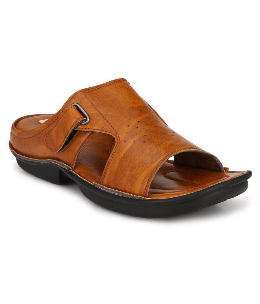 Bucik Tan Daily Slippers