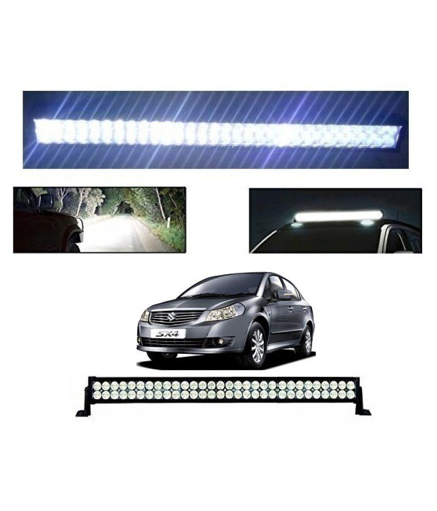 Neeb Traders maruti Suzuki Sx4 Bar Light Fog Light 32Inch 120Wat