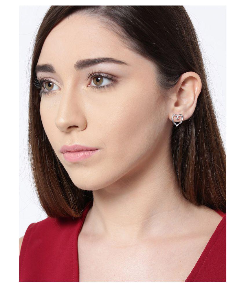 Prita's Fashion Jewellery Valentine Special Earrings For Girls/Women