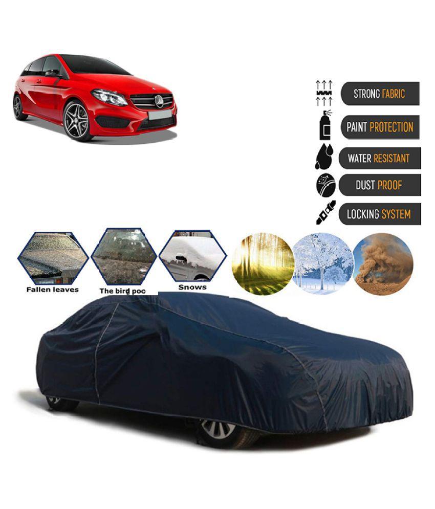 Goldkart Car Body Cover for Mercedes-Benz B-Class 2019 Blue