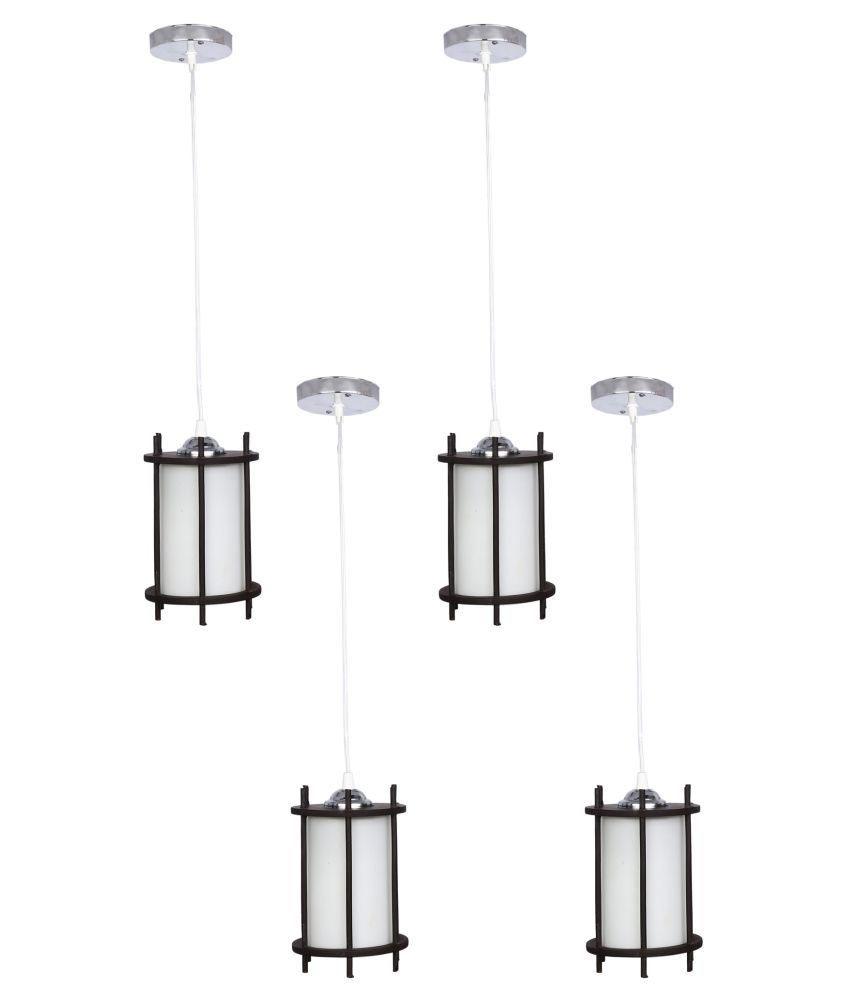 AFAST 7W Round Ceiling Light 90 cms. - Pack of 4