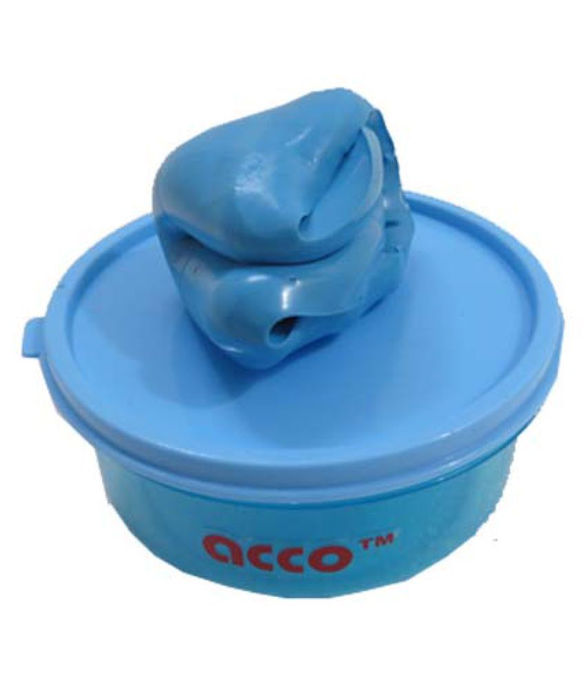 Acco Firm Blue Therapy Putty 100 gm for Hand Grip