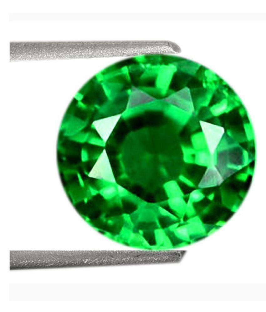 Maya Gems/Natural Beautiful 5.25 Ratti Green Stone