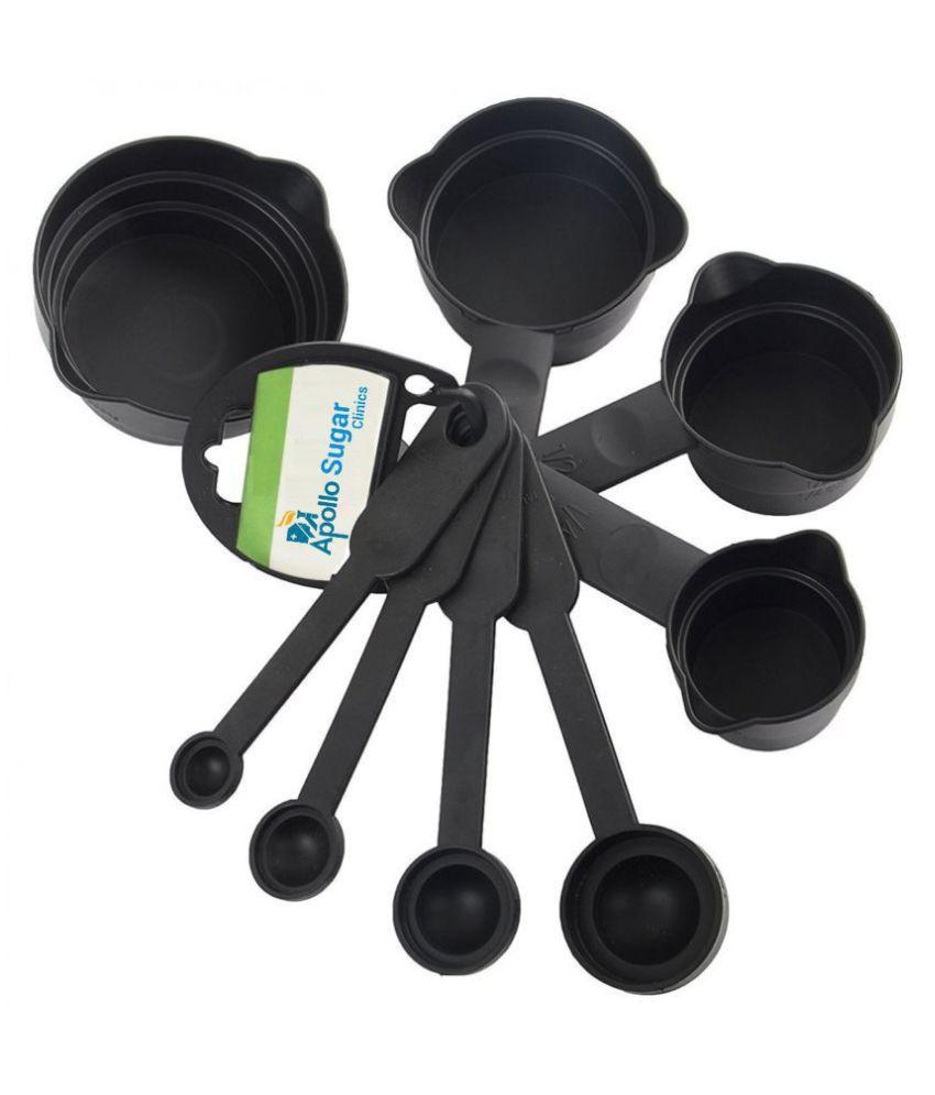 APOLLO SUGAR Measuring Cups & Spoons Set