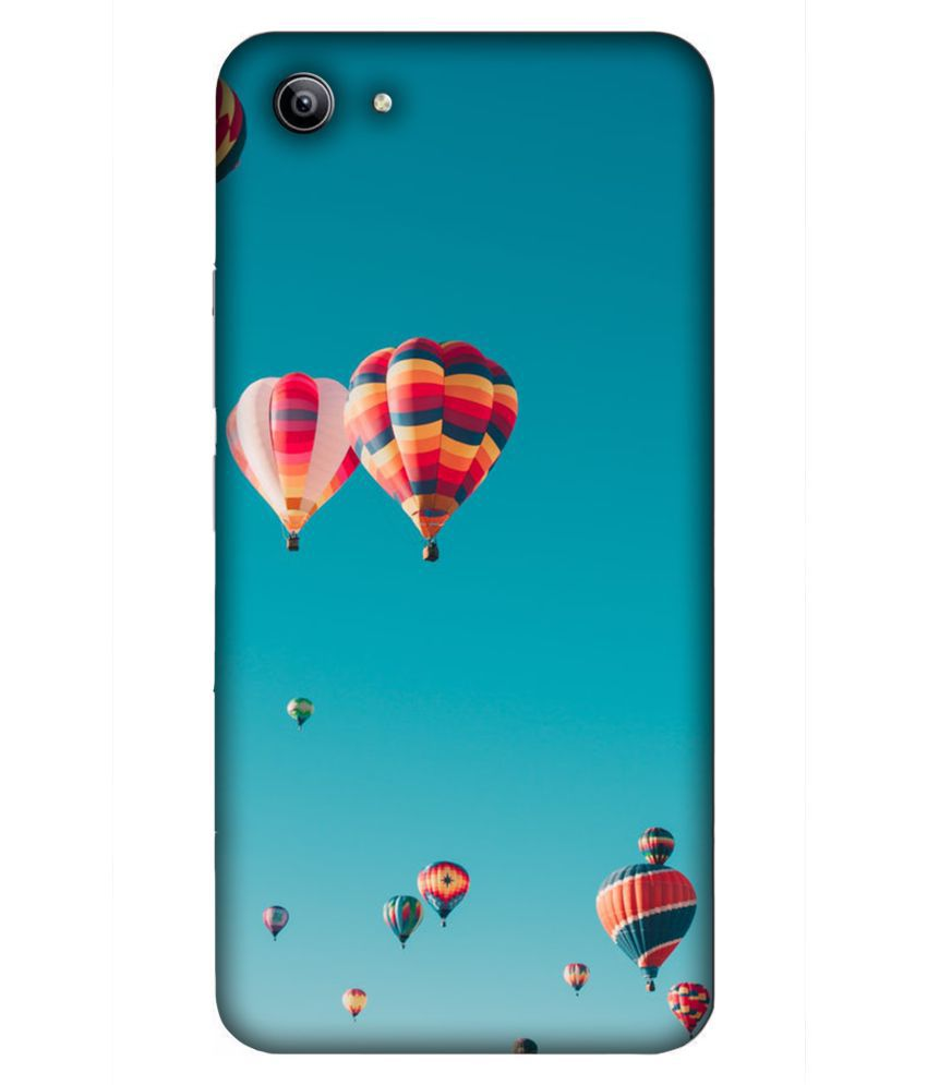 Vivo Y81i 3D Back Covers By DoubleF