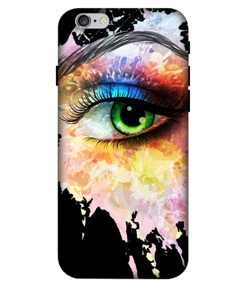 Apple iPhone 6 3D Back Covers By DoubleF