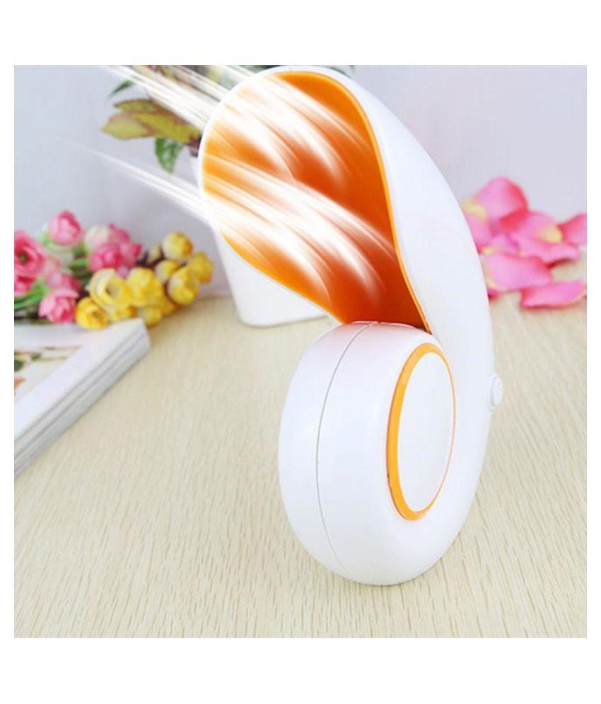 Desktop Bladeless Portable Fan Air Flow Cooling Cool Fan Low Low Noise OR