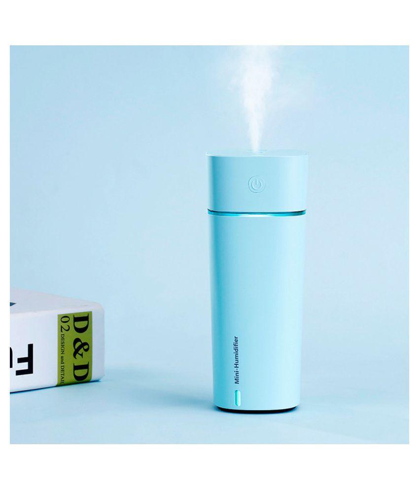 USB Mini Humidifier Night Light LED Humidifier Air Diffuser Purifier Atomizer BU