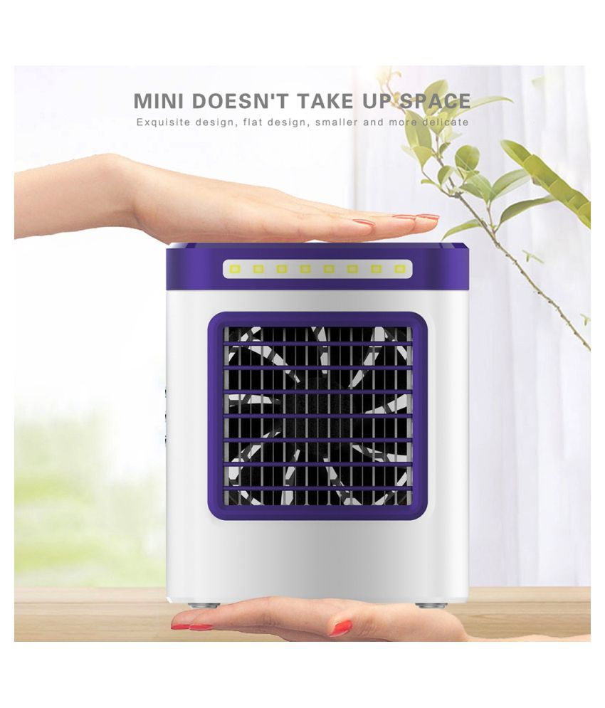New Charging S9 Mini Portable Air Conditioning Fan Home Refrigerator Cooler US
