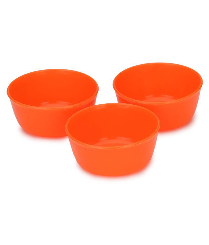 AFAST DinnerS-S1 Plastic Dinner Set of 3 Pieces