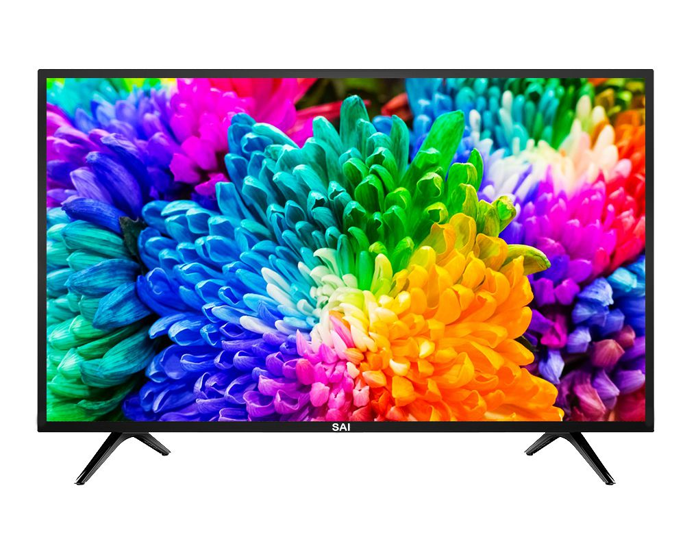 Sai Tv S-32 80 cm ( 32 ) Smart Full HD (FHD) LED Television With 1+1 Year Extended Warranty