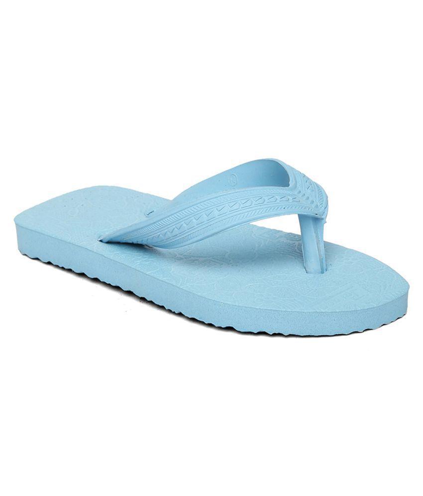 Paragon Kids Sky Blue Flip-Flops Slippers